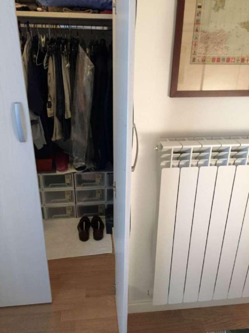 Bilocale Milano Via Abbadesse 8