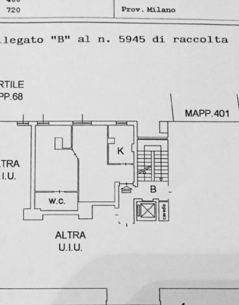 Milano Vendita APPARTAMENTO Immagine 1