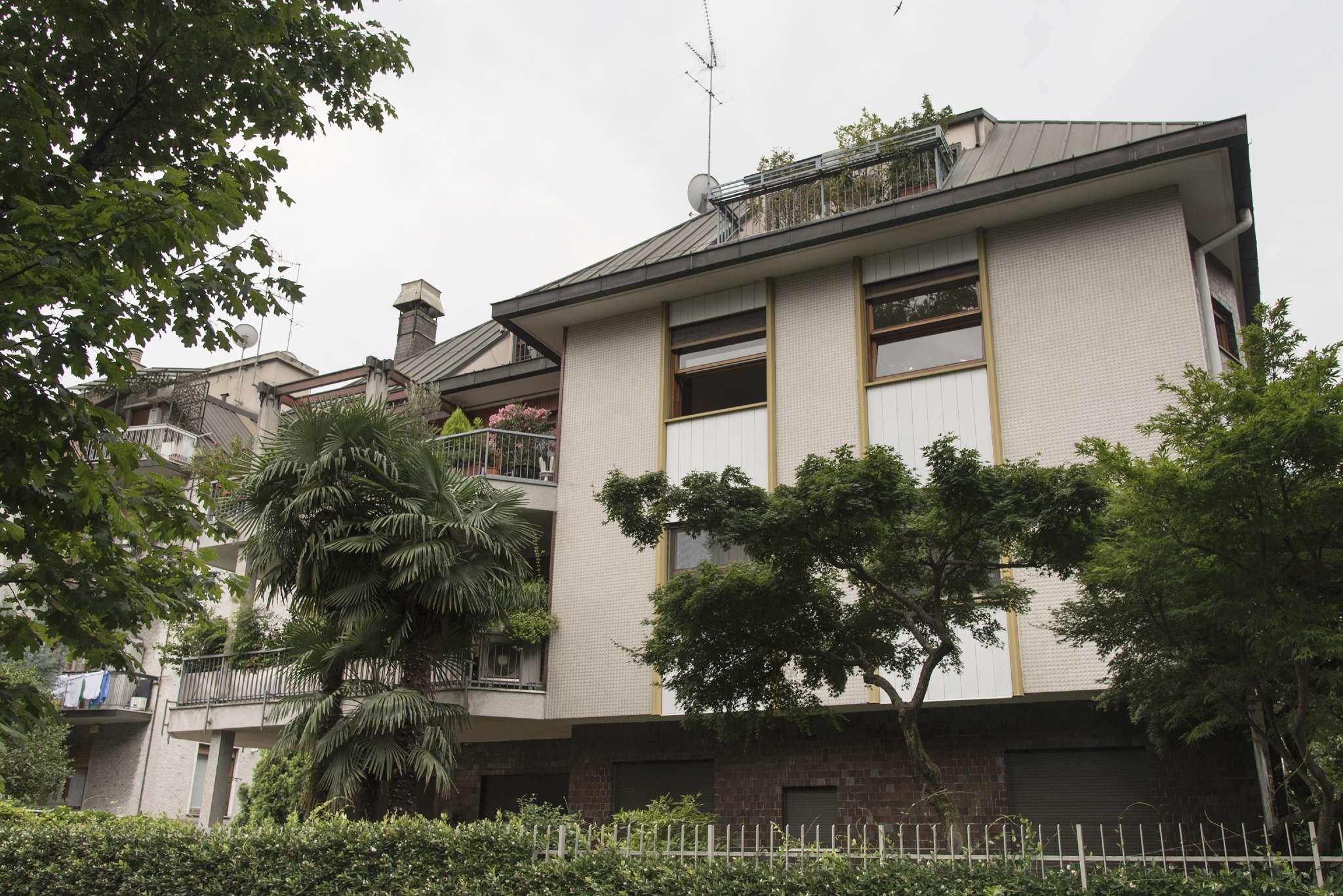 Attico in Vendita a Milano via privata bonzagni