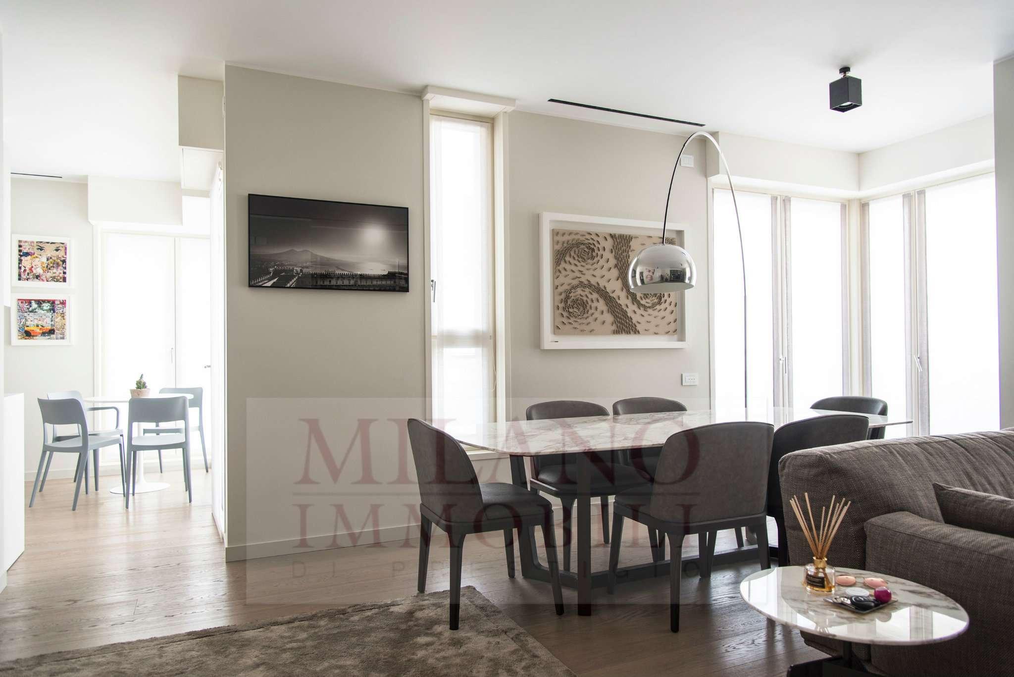 Appartamento in Vendita a Milano 01 Centro storico (Cerchia dei Navigli): 3 locali, 120 mq