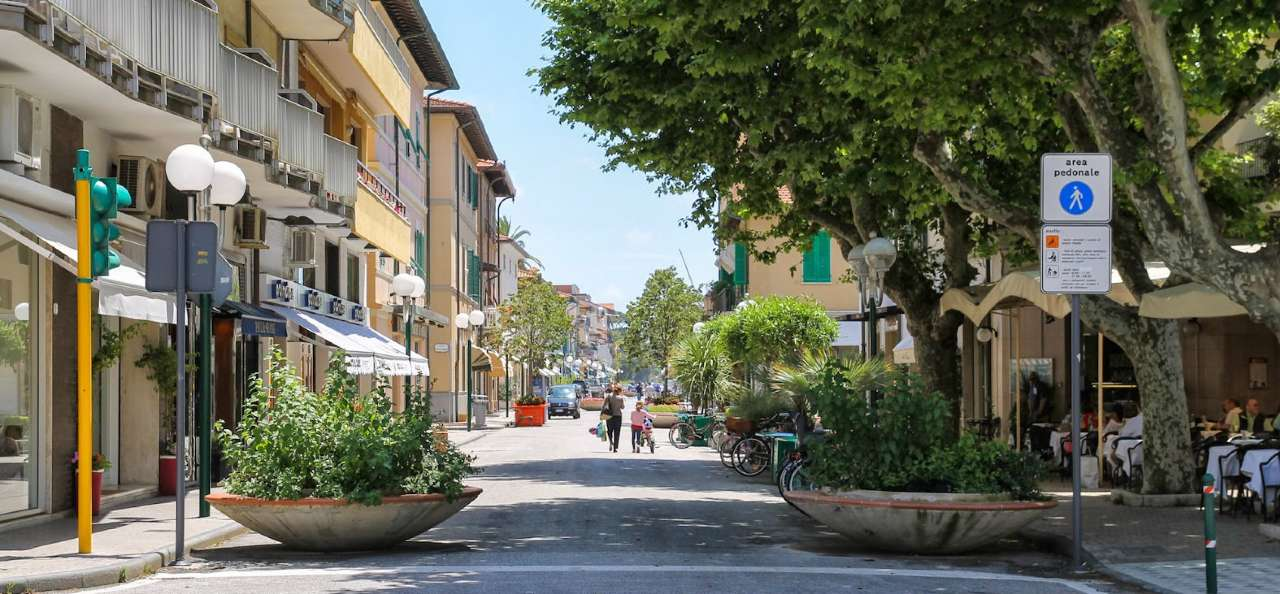 Appartamento in Vendita a Forte Dei Marmi: 3 locali, 85 mq