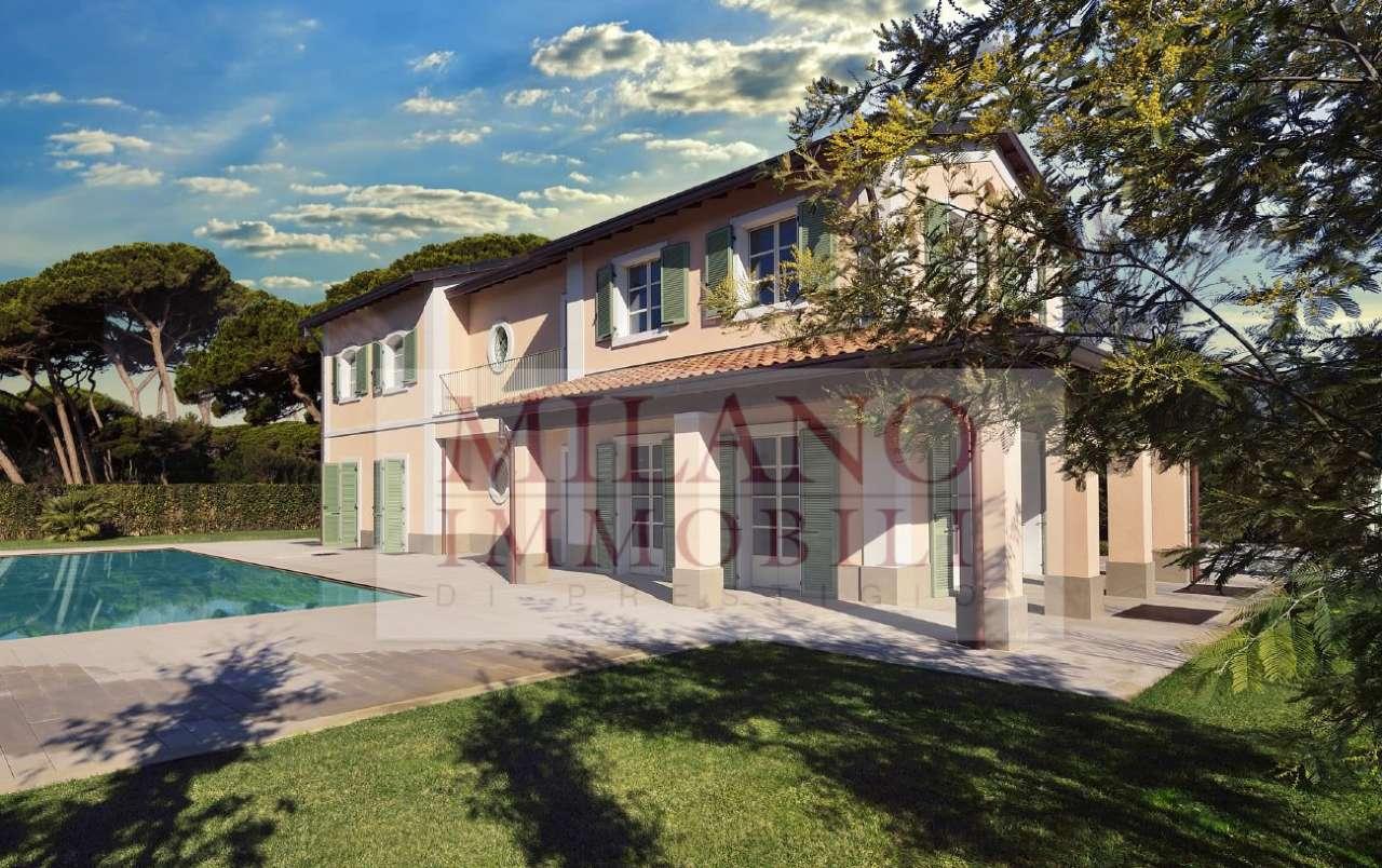 Villa in Vendita a Forte Dei Marmi: 5 locali, 470 mq