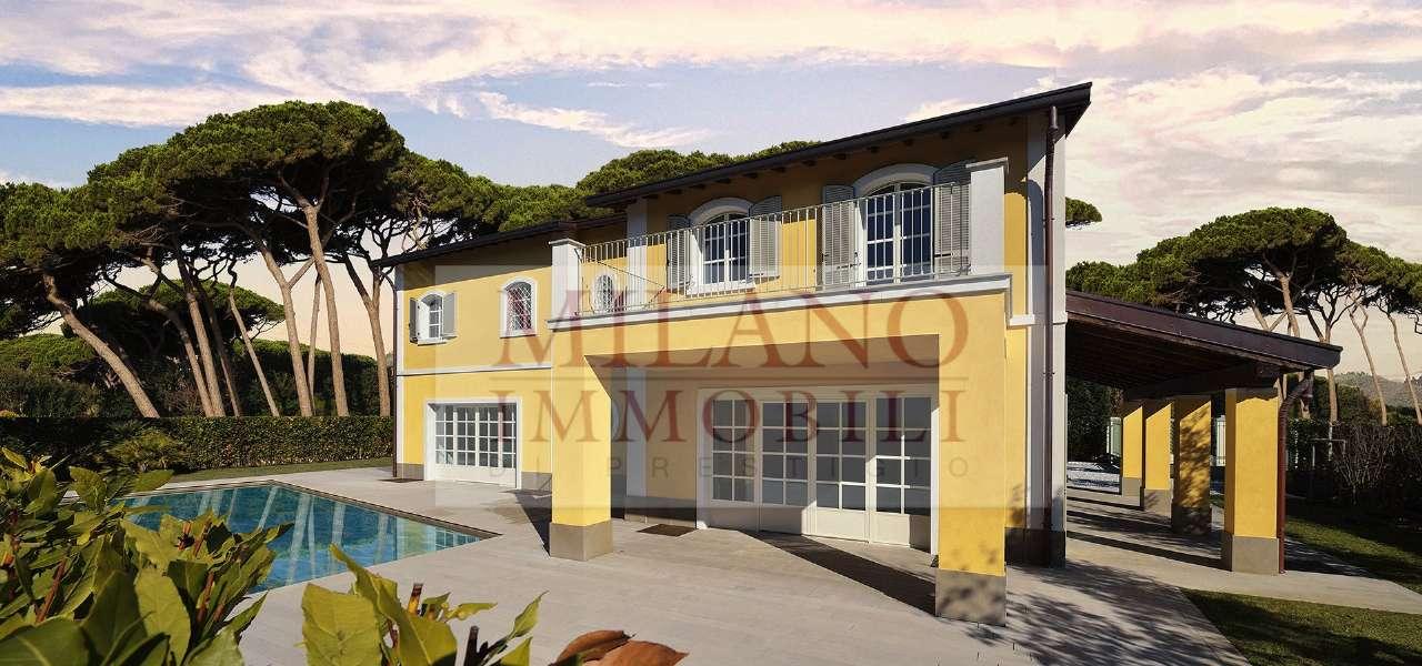 Villa in Vendita a Forte Dei Marmi: 5 locali, 575 mq
