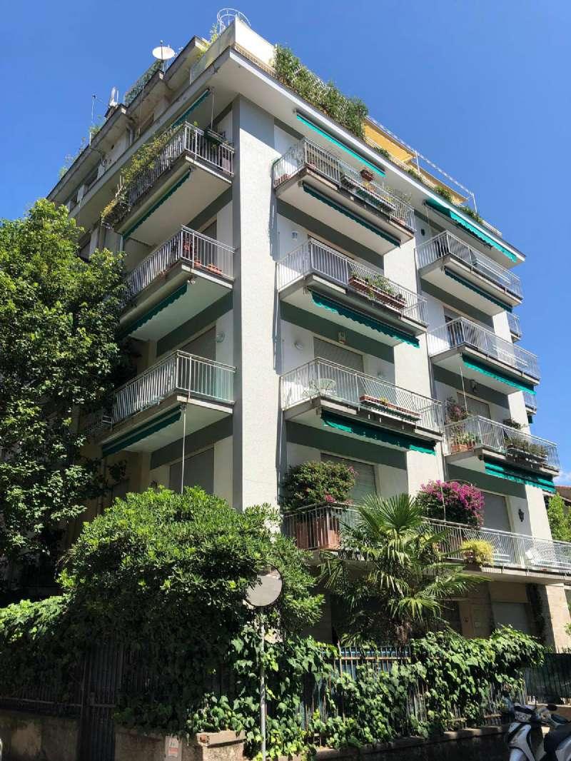 Appartamento in Vendita a Santa Margherita Ligure: 4 locali, 133 mq