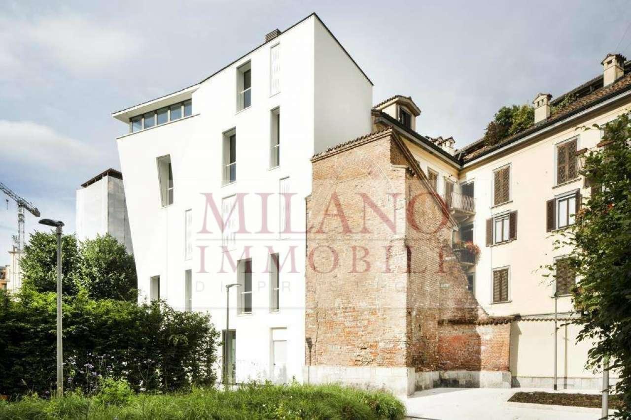 Attico in Vendita a Milano 01 Centro storico (Cerchia dei Navigli): 5 locali, 400 mq