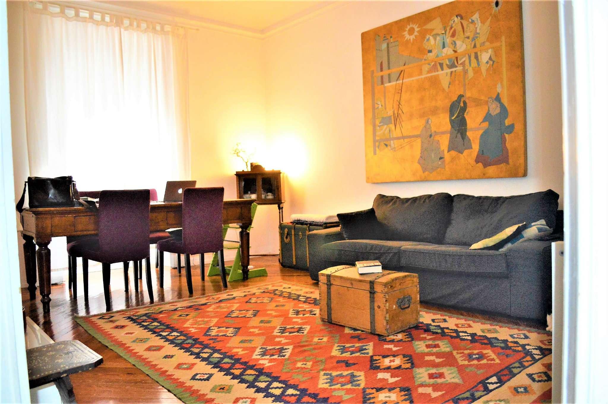 Appartamento in Vendita a Milano 01 Centro storico (Cerchia dei Navigli): 5 locali, 150 mq