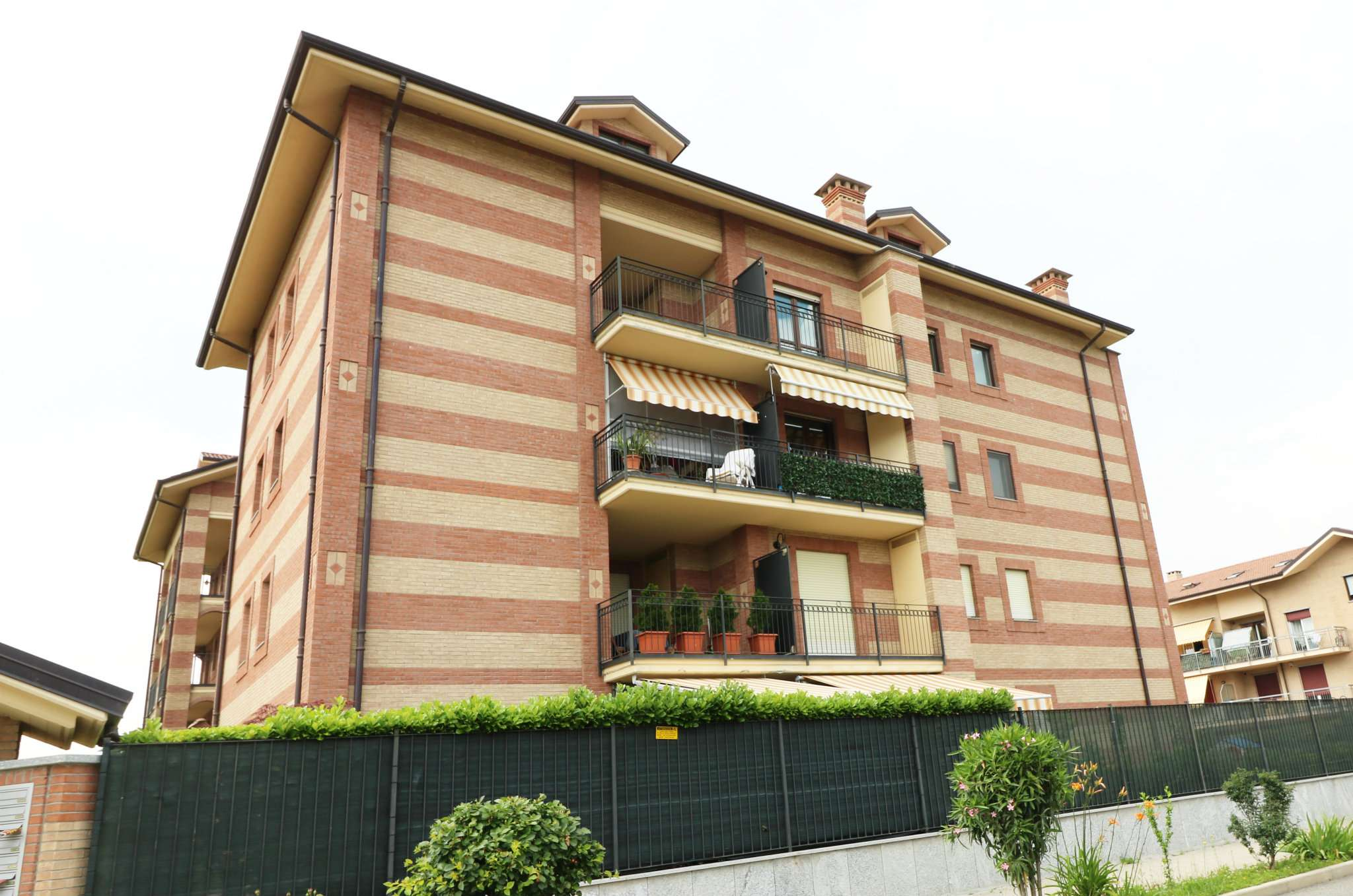 Appartamento in vendita via Po 29 Orbassano