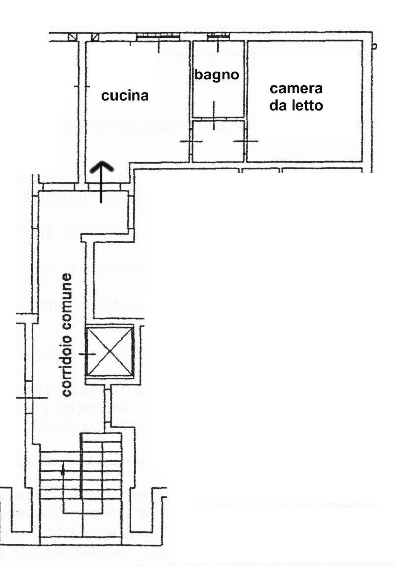 Affitto  bilocale Orbassano Via Ticino 1 509547