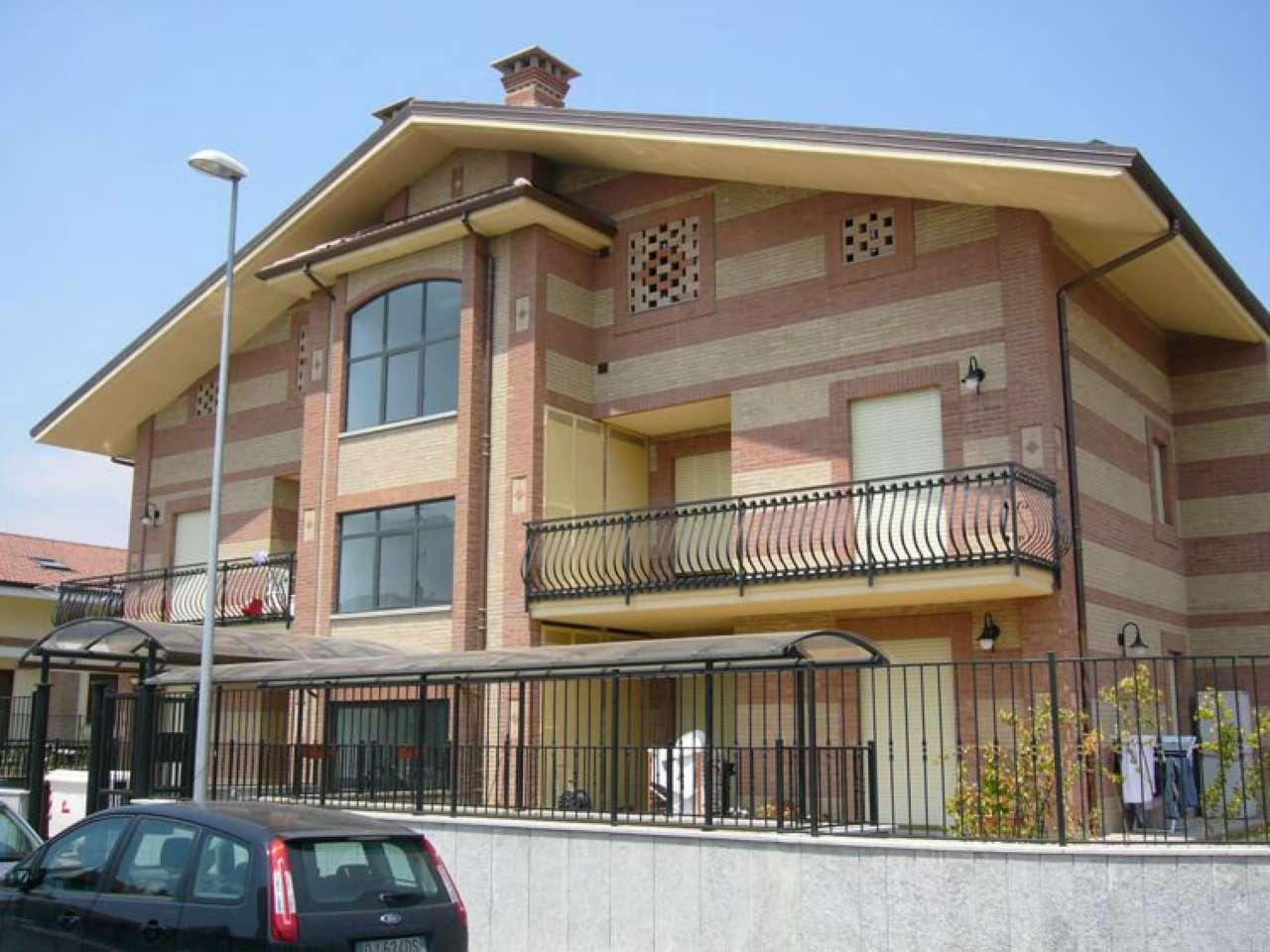 Attico/Mansarda in affitto via Ticino Orbassano