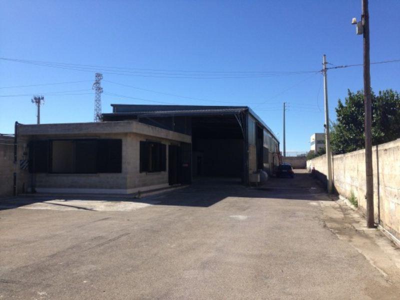 Capannone in vendita a Modugno, 1 locali, prezzo € 195.000 | Cambio Casa.it