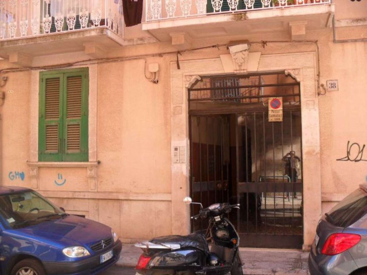 Bilocale Bari Via Eritrea 9