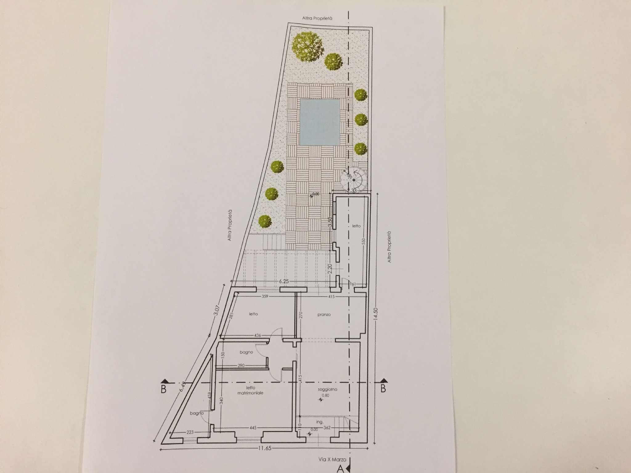 Soluzione Indipendente in vendita a Modugno, 4 locali, prezzo € 290.000 | CambioCasa.it