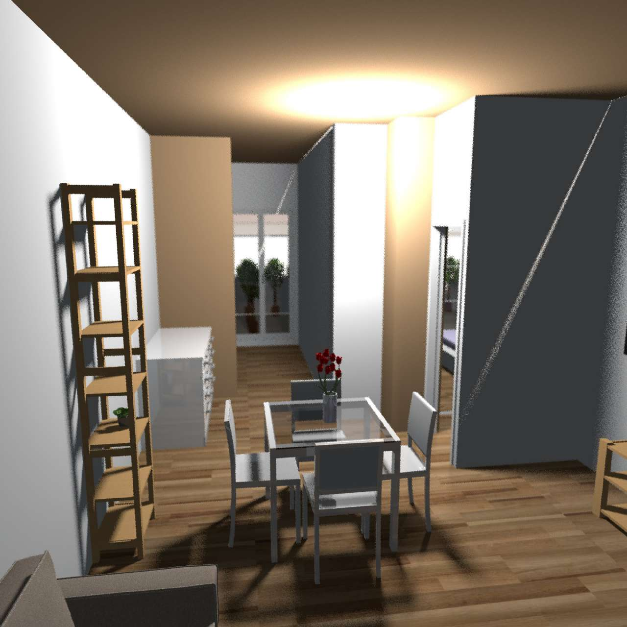 Appartamento in vendita a Modugno, 3 locali, prezzo € 85.000 | CambioCasa.it