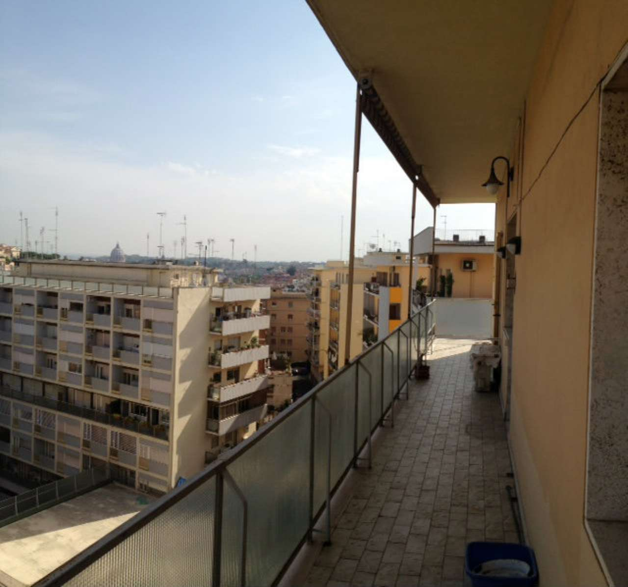 Roma Affitto MANSARDA Immagine 2