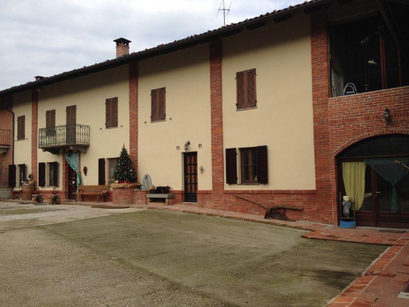 Rustico / Casale in vendita a Tigliole, 7 locali, prezzo € 350.000   Cambio Casa.it