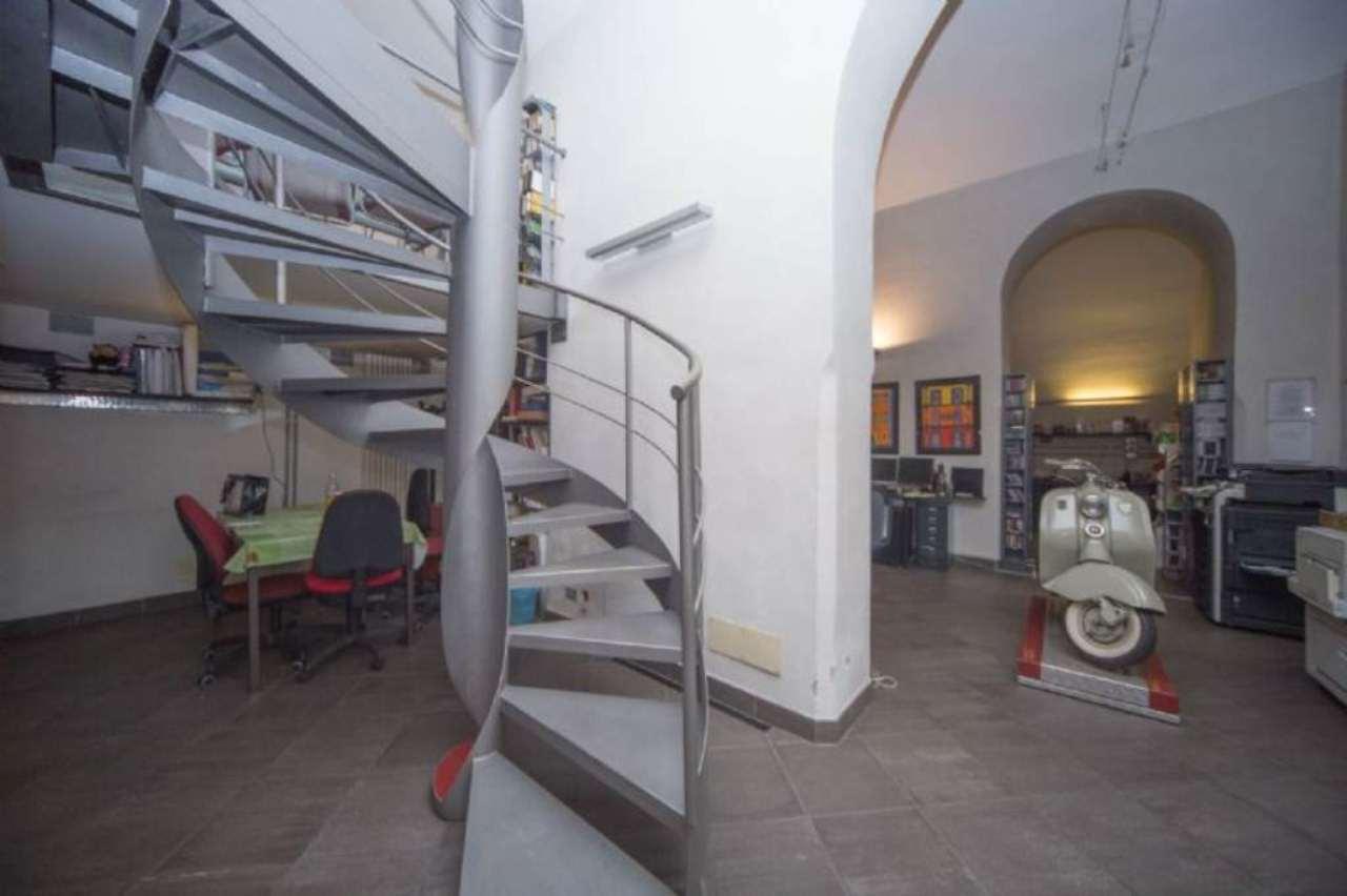 Ufficio / Studio in affitto a Torino, 3 locali, zona Zona: 1 . Centro, Quadrilatero Romano, Repubblica, Giardini Reali, prezzo € 1.000 | Cambio Casa.it
