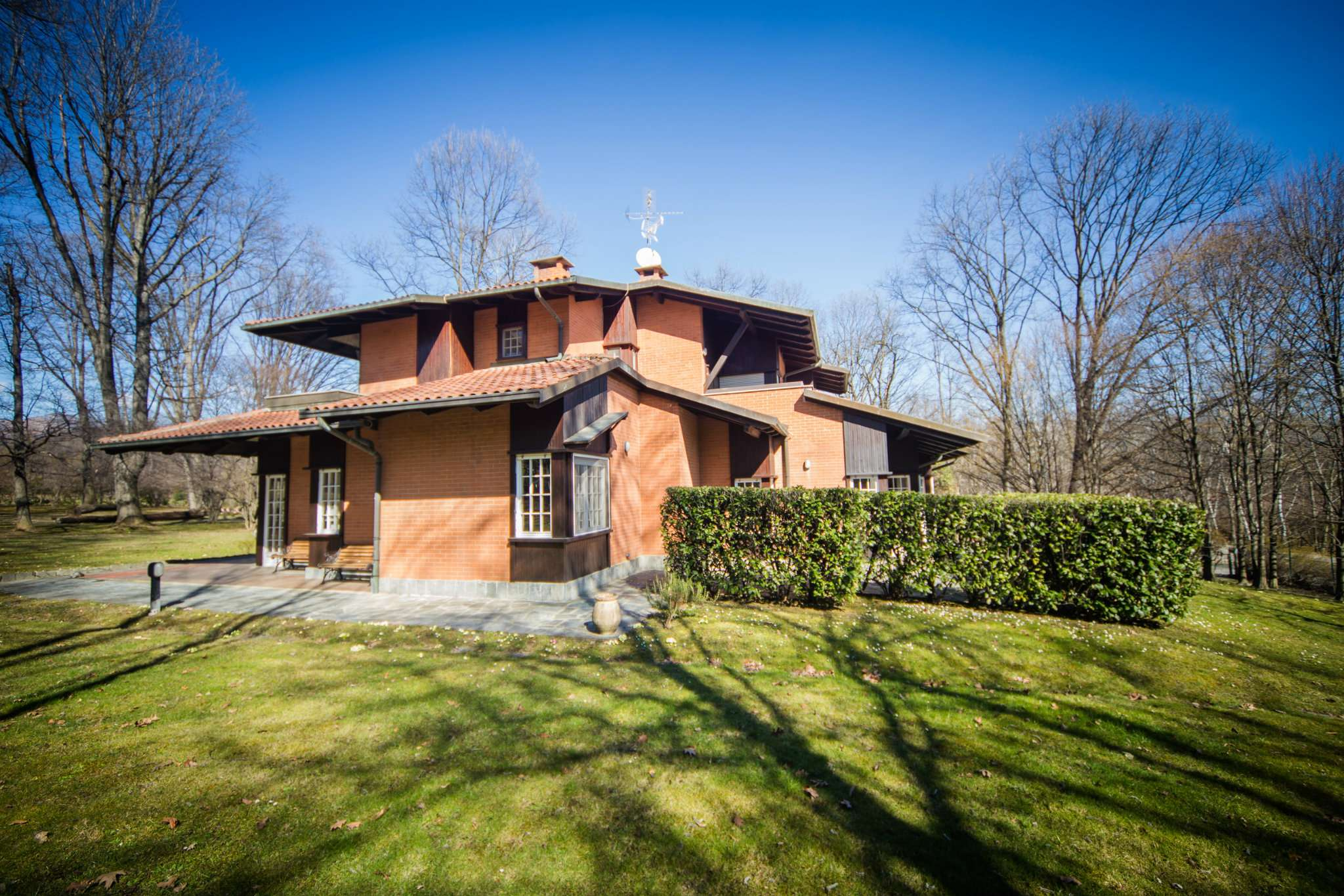 Foto 1 di Villa Bifamiliare strada Rotta Fiano 40, Fiano