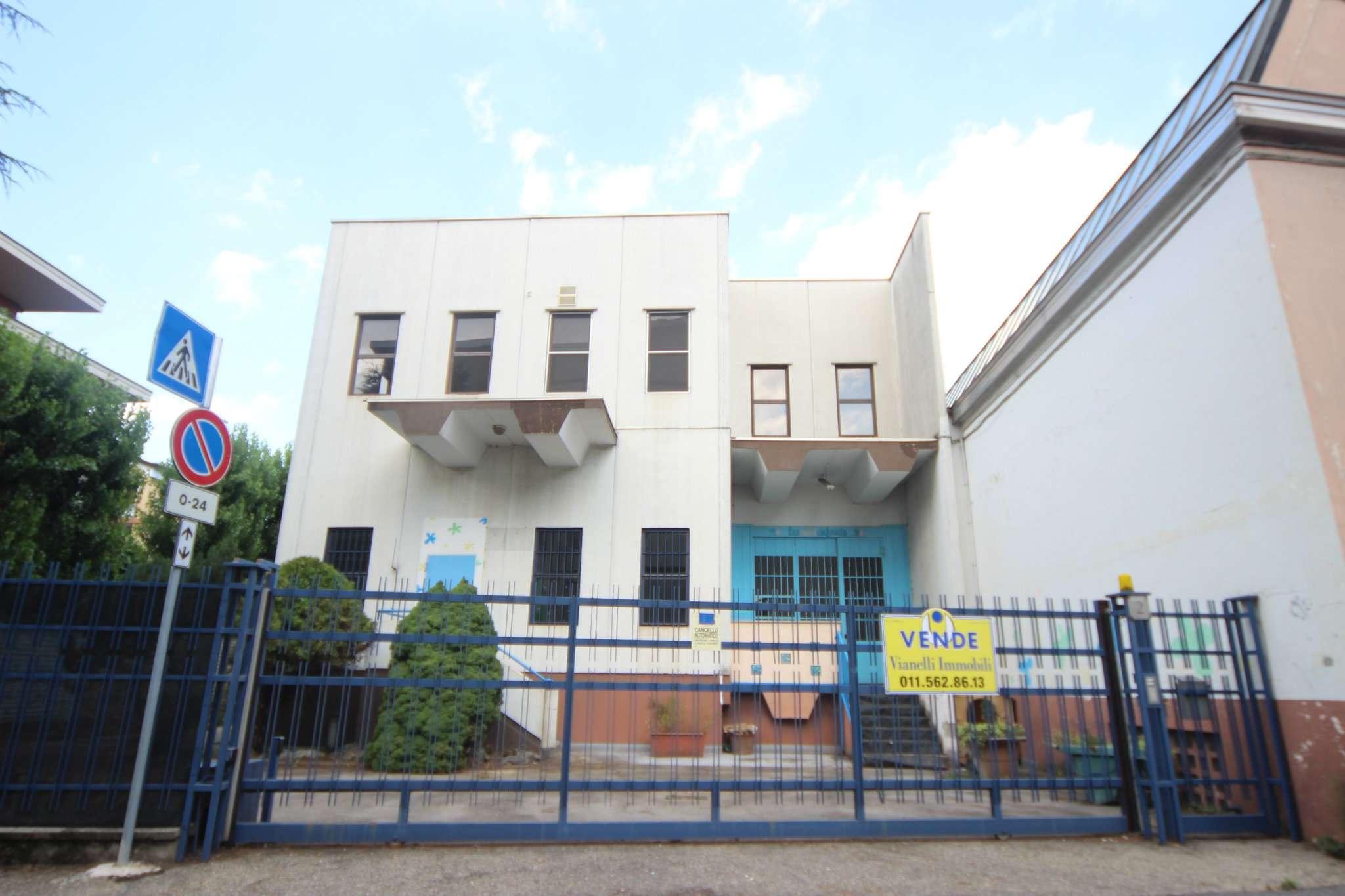 Magazzino/Laboratorio in vendita via perosi 2 Chieri