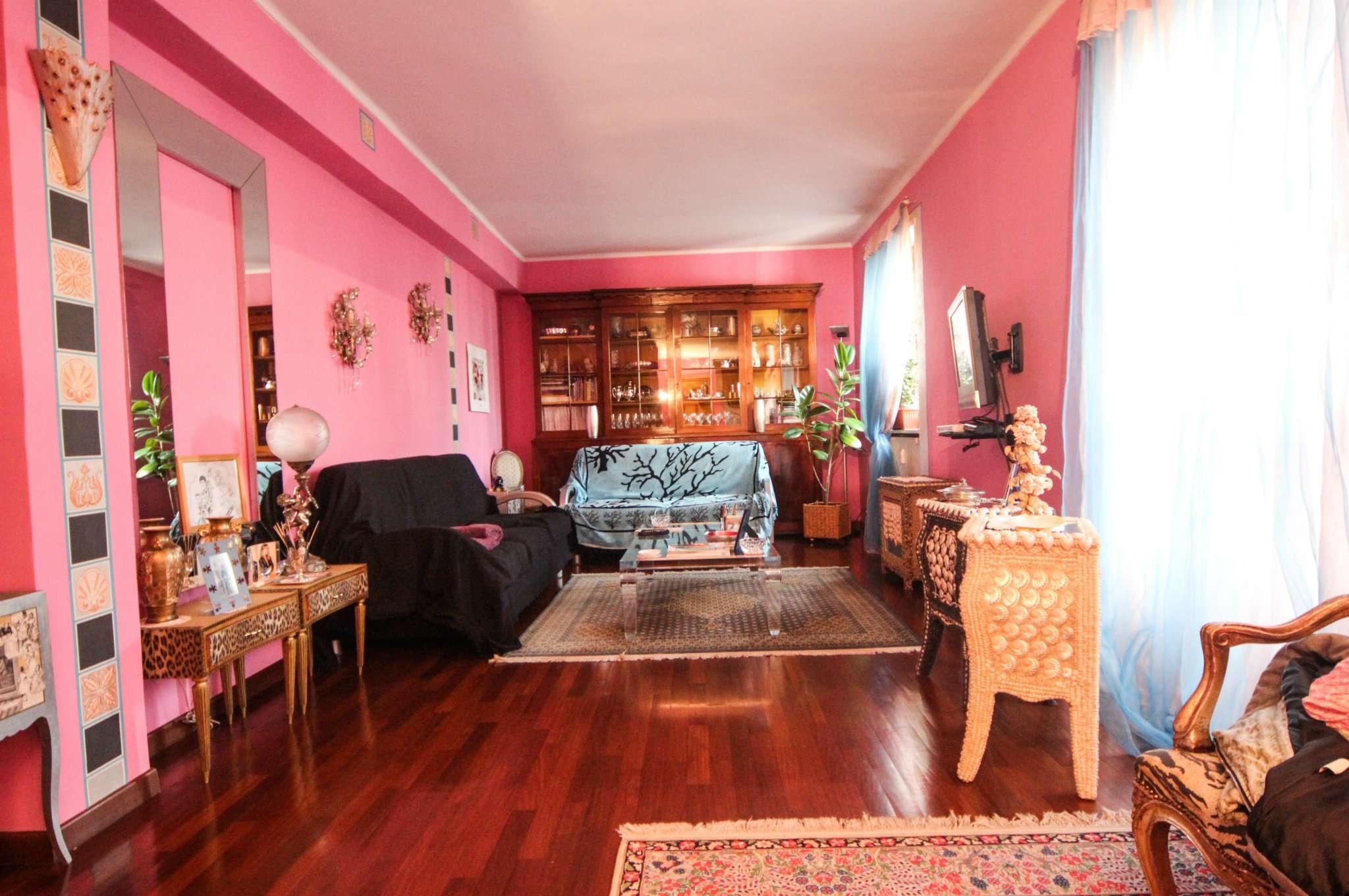 Appartamento in vendita a Torino, 5 locali, zona Zona: 2 . San Secondo, Crocetta, prezzo € 300.000 | CambioCasa.it