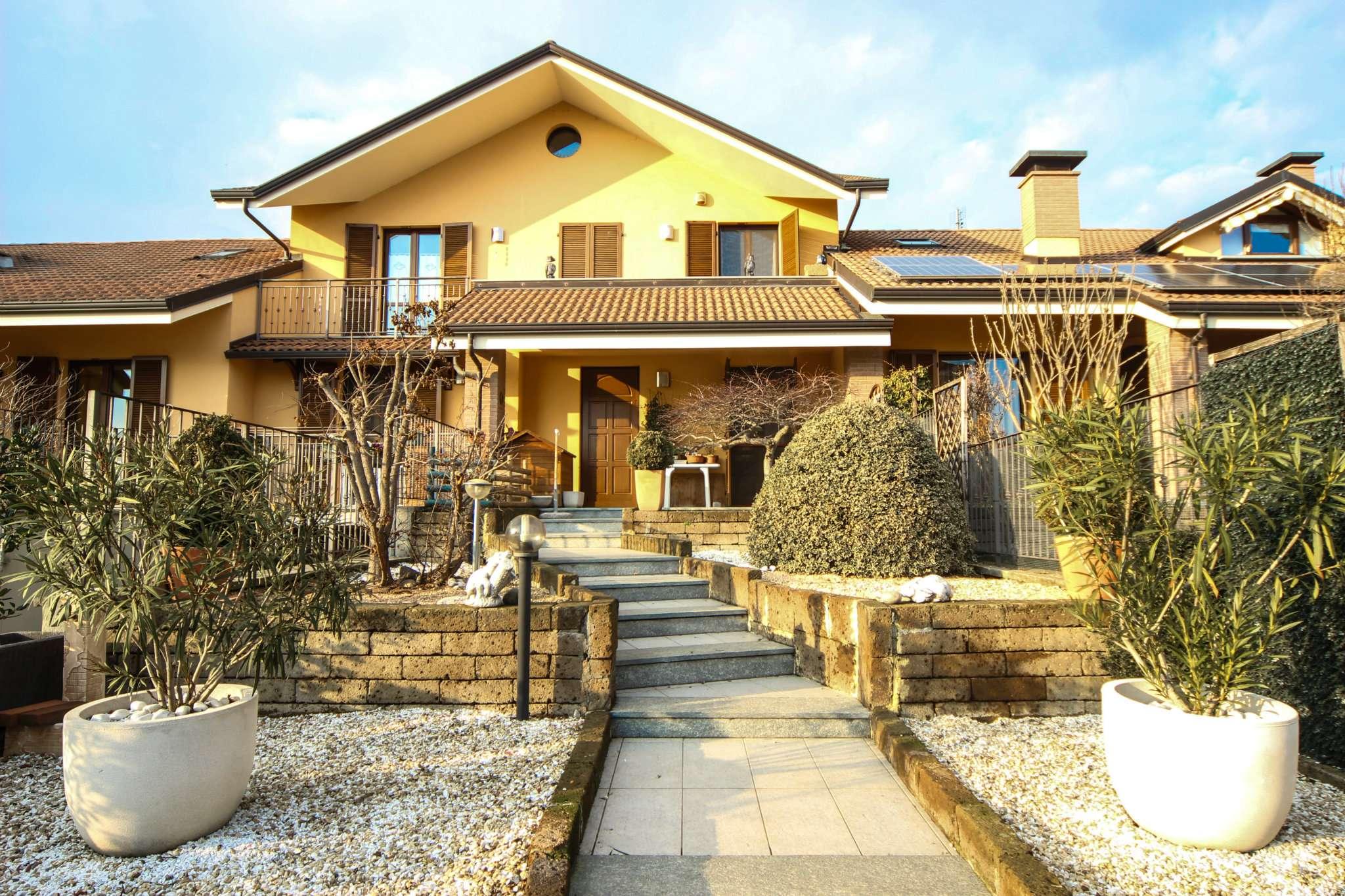 Villetta a Schiera in vendita via Alcide de Gasperi 13 None