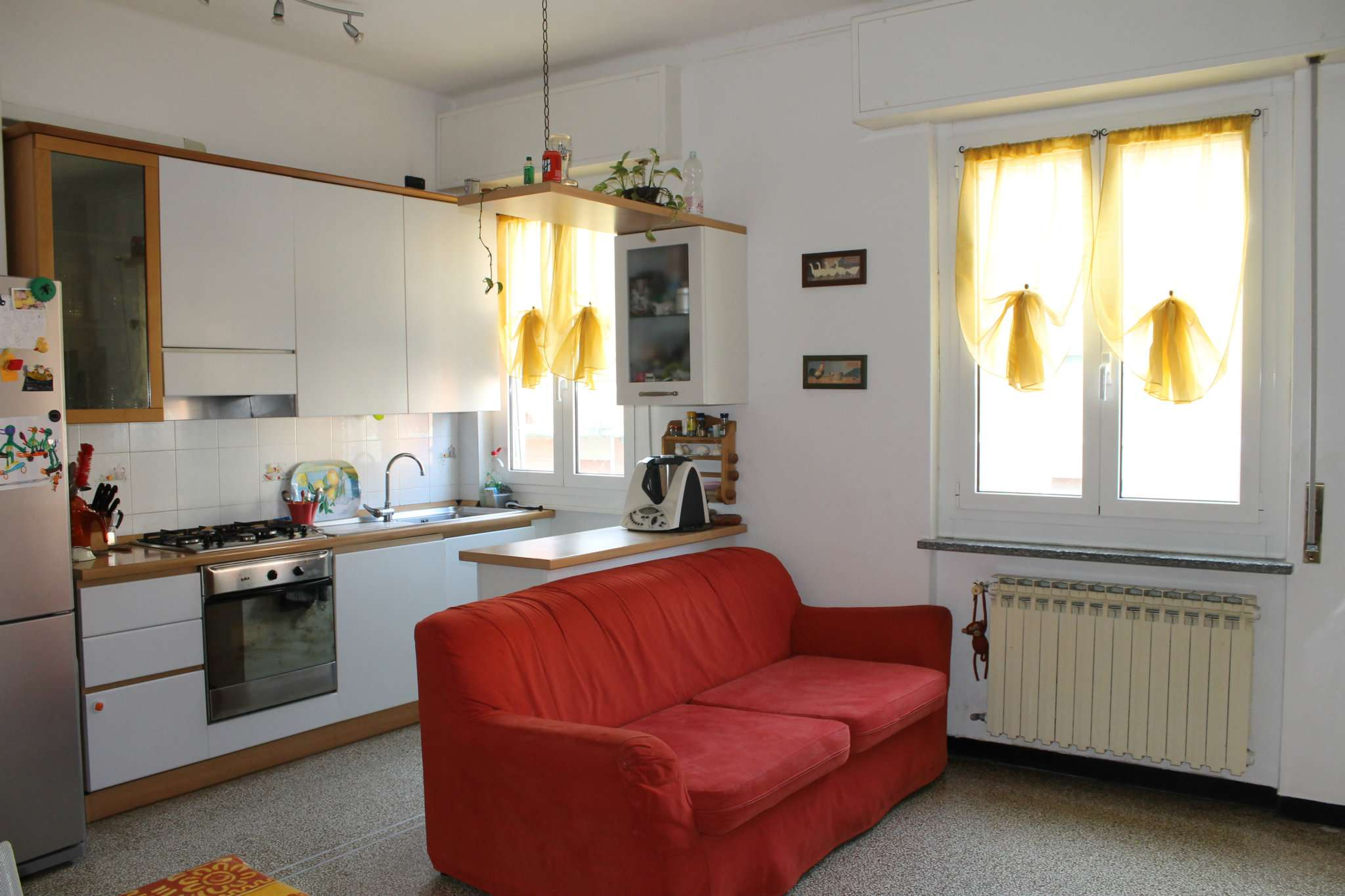 Appartamento, Arrivabene, Sestri Ponente, Vendita - Genova (Genova)