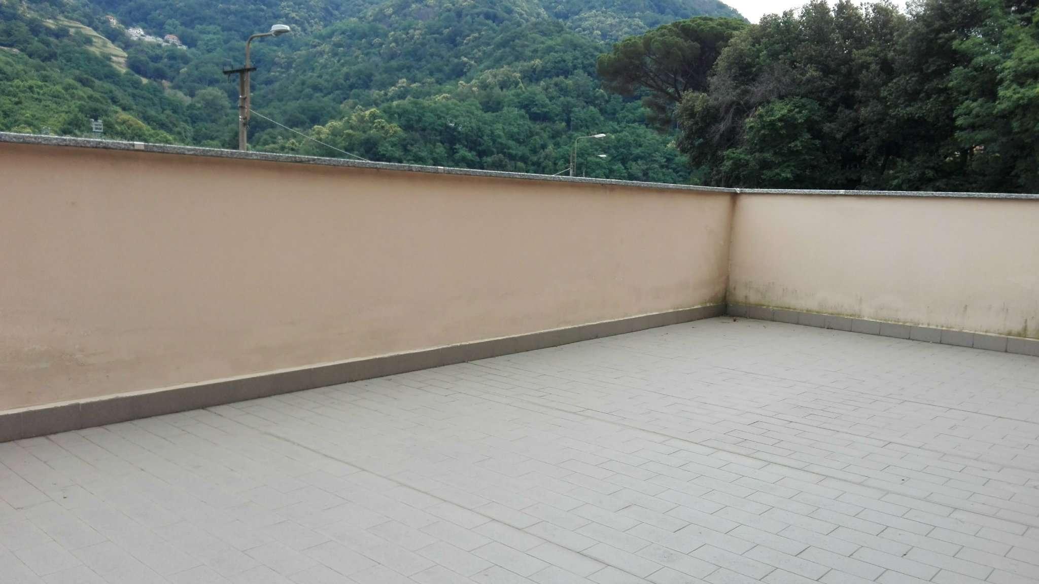 Appartamento in vendita a Serra Riccò, 4 locali, prezzo € 168.000 | CambioCasa.it