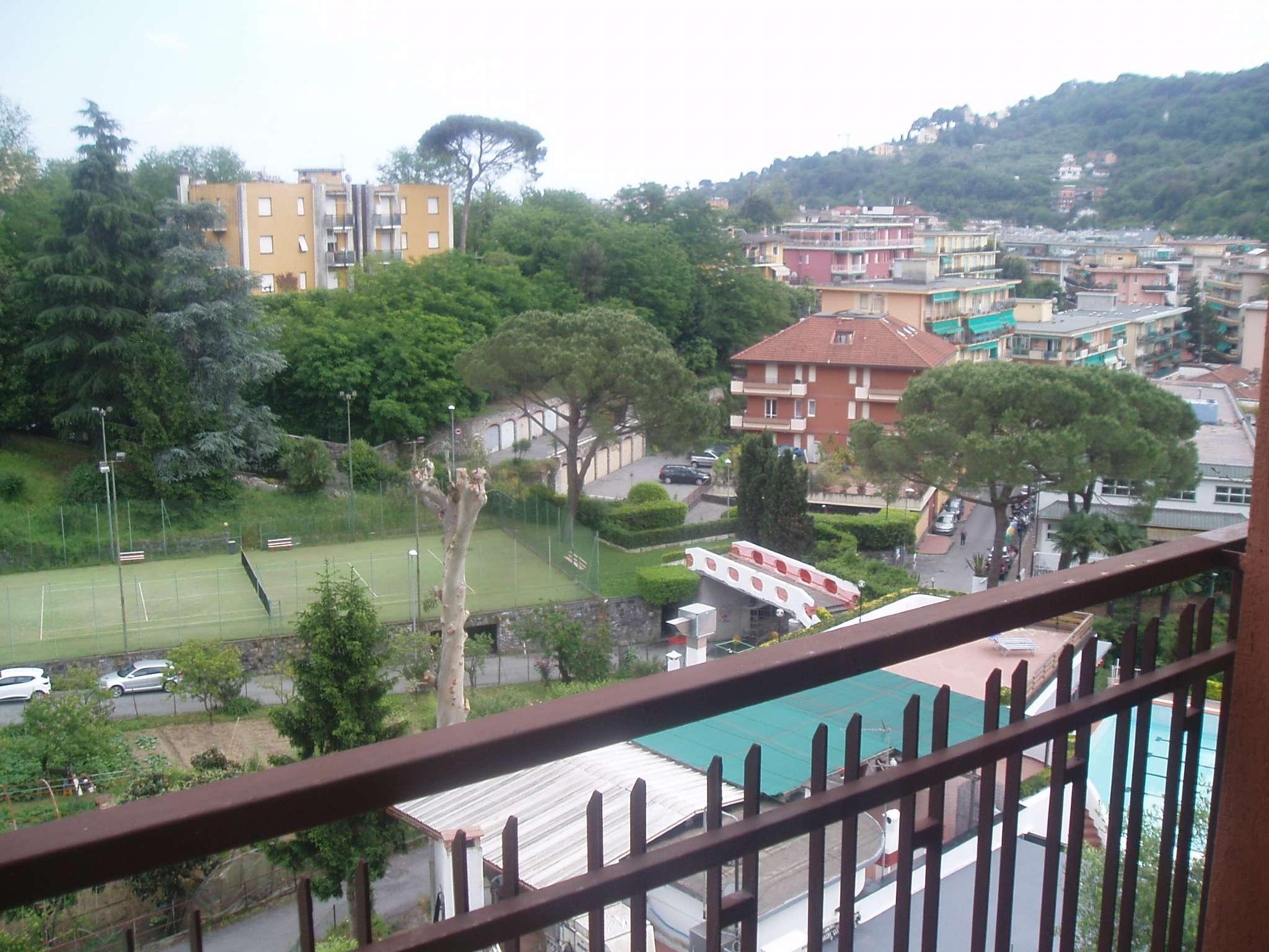 Bilocale Rapallo Via Enrico Toti 9