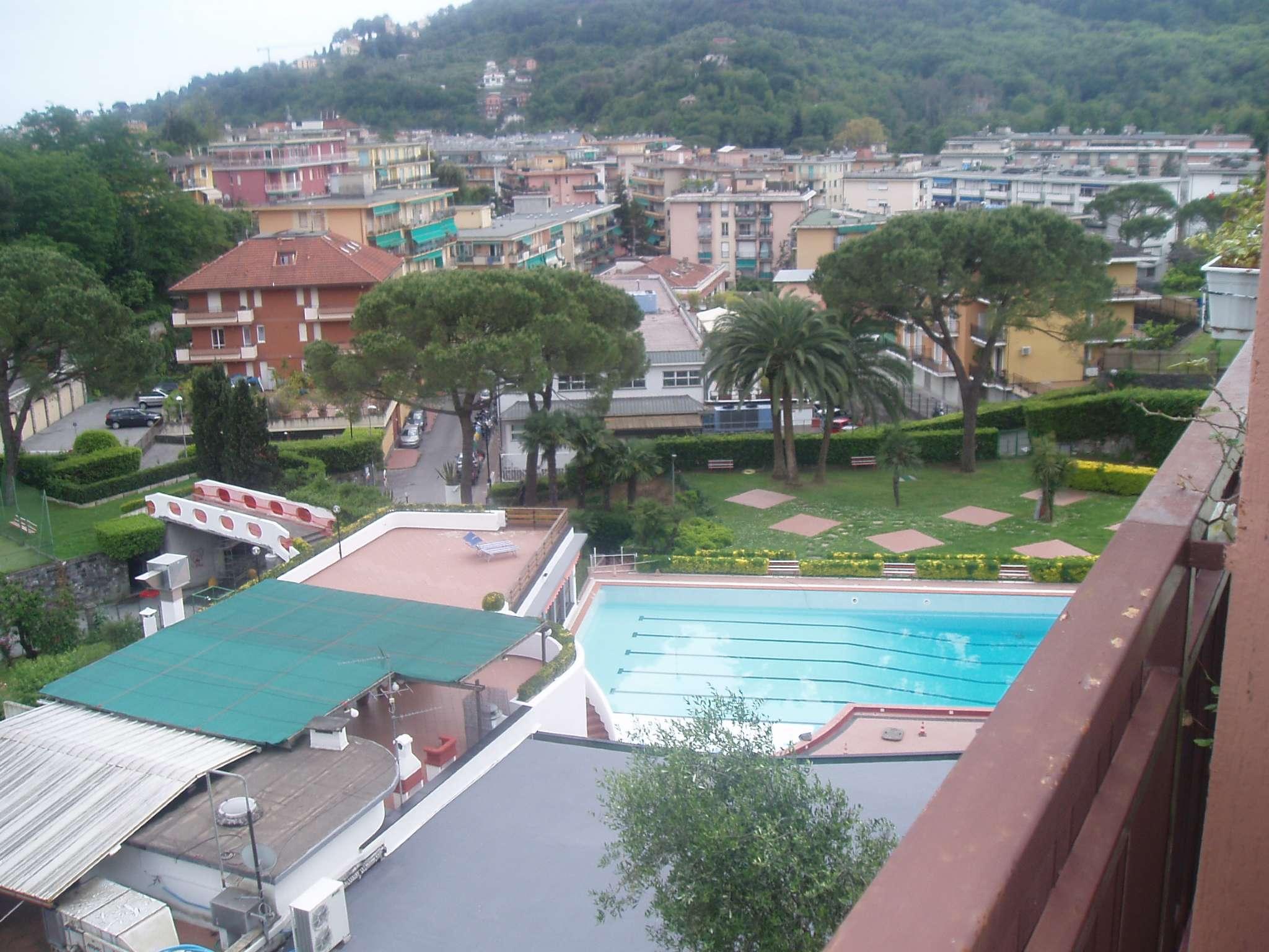 Bilocale Rapallo Via Enrico Toti 10