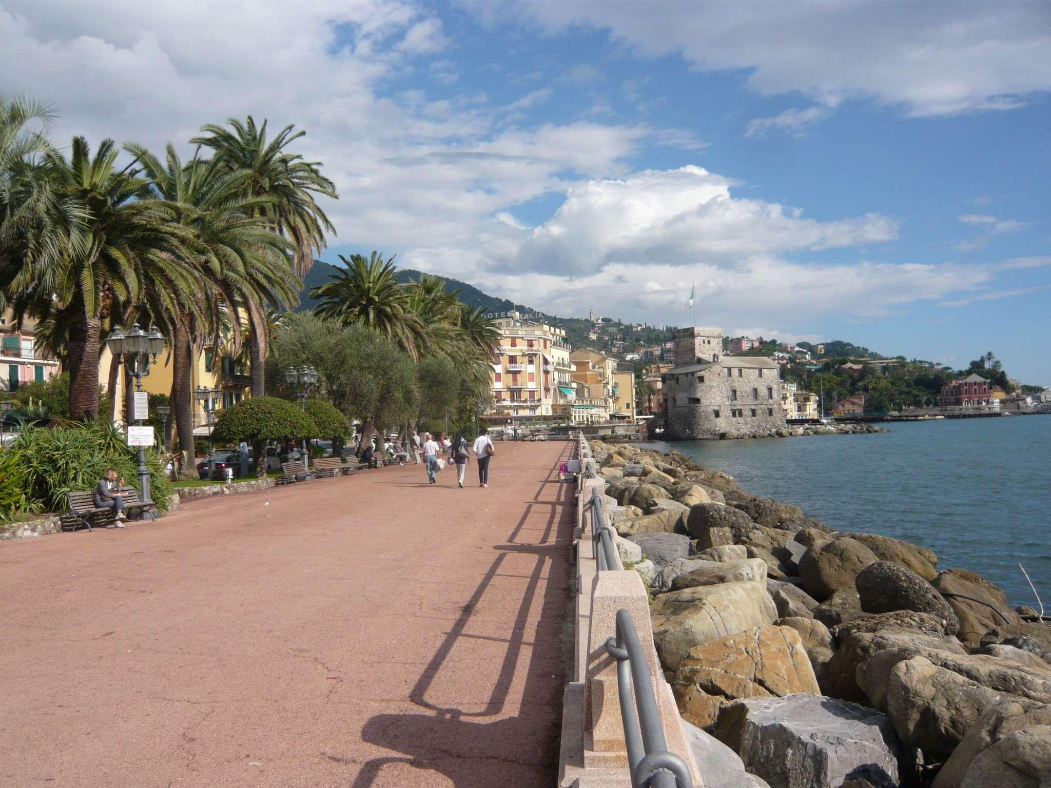 Bilocale Rapallo Corso Matteotti 9
