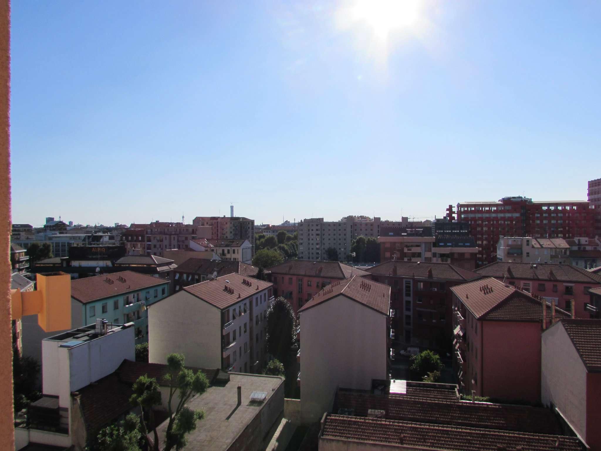 Bilocale Milano Via Edolo 3