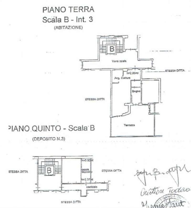Vendita  bilocale L Aquila Via Giovanni Di Vincenzo 1 1073160