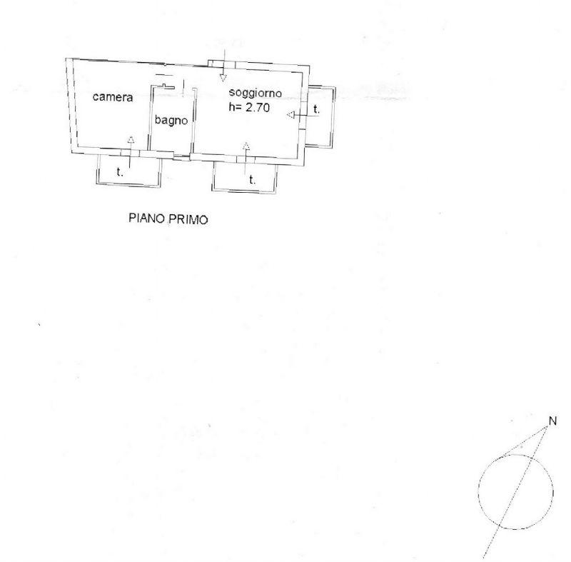 Vendita  bilocale Valledoria Via Giuseppe Mazzini 1 854890