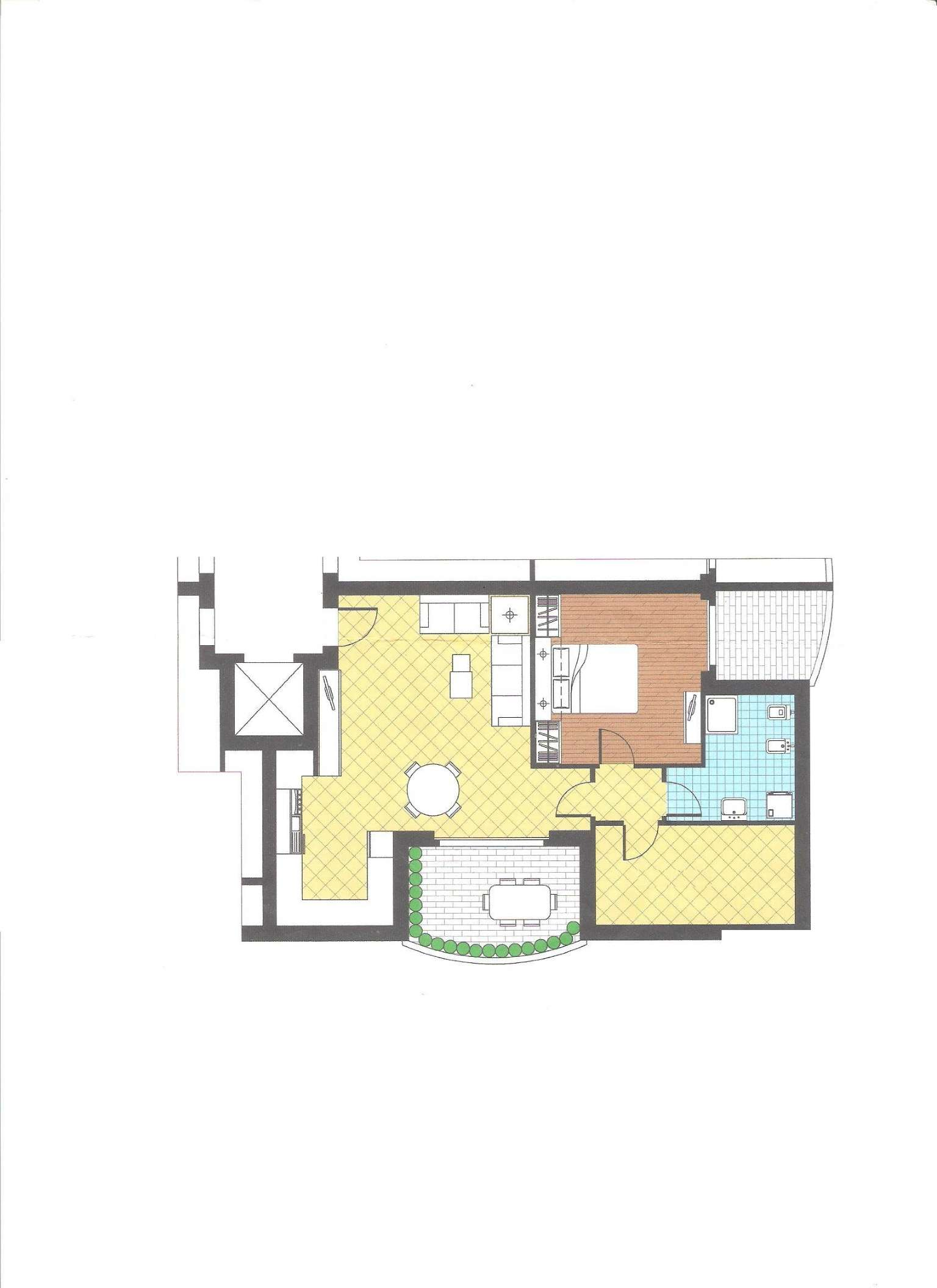 Vendita  bilocale Cogliate Via Trieste 1 912695