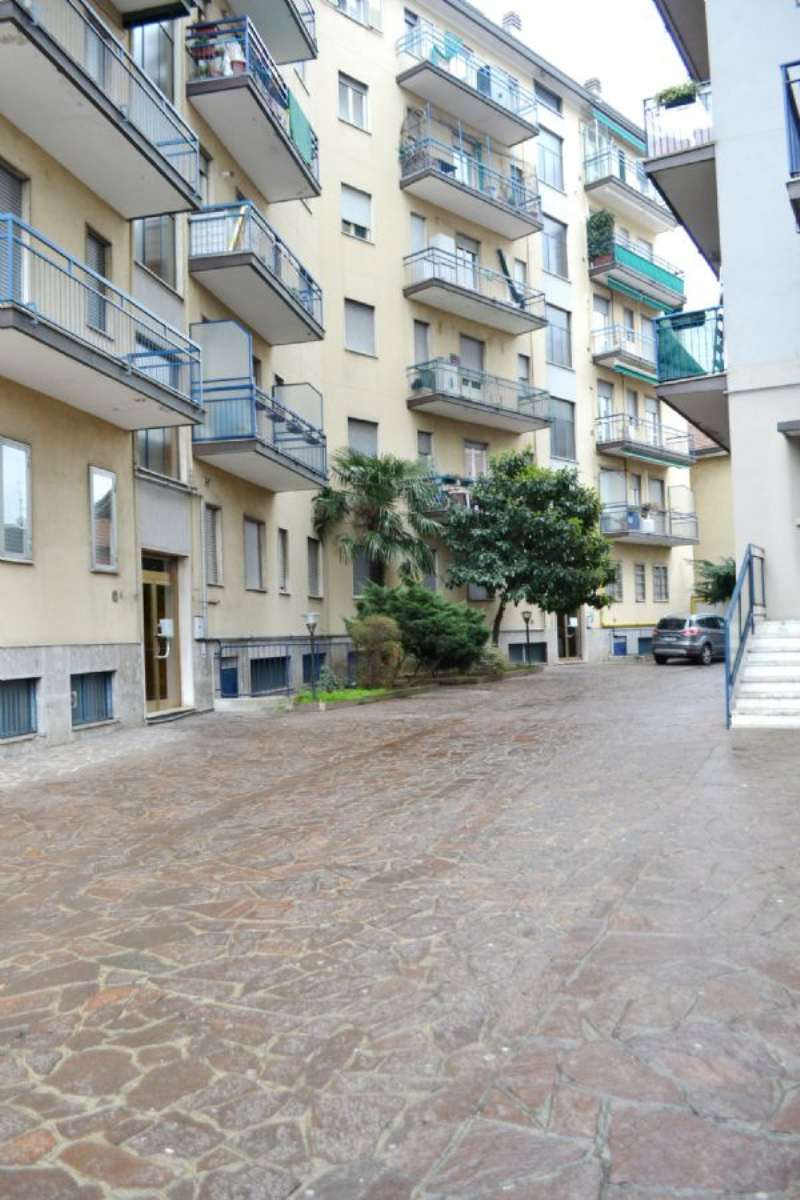 Bilocale Bollate Via Garibaldi 9