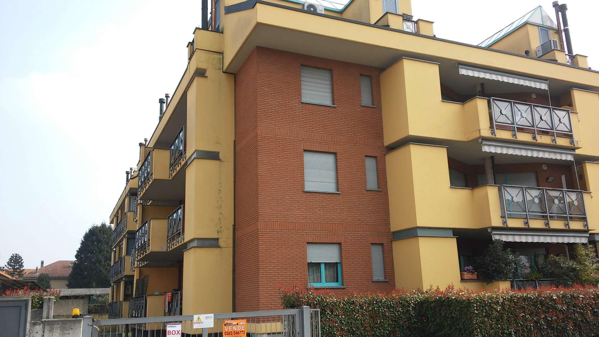 Bilocale Cesano Maderno Via Giacomo Leopardi 7