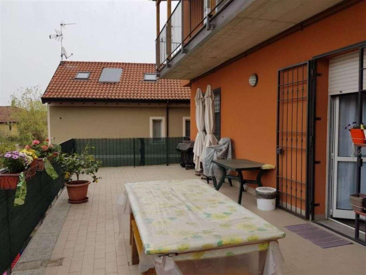 Bilocale San Giuliano Milanese Via Pedriano 13