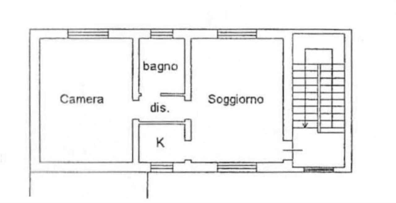 Vendita  bilocale Paderno Dugnano Via Piaggio 1 1023624