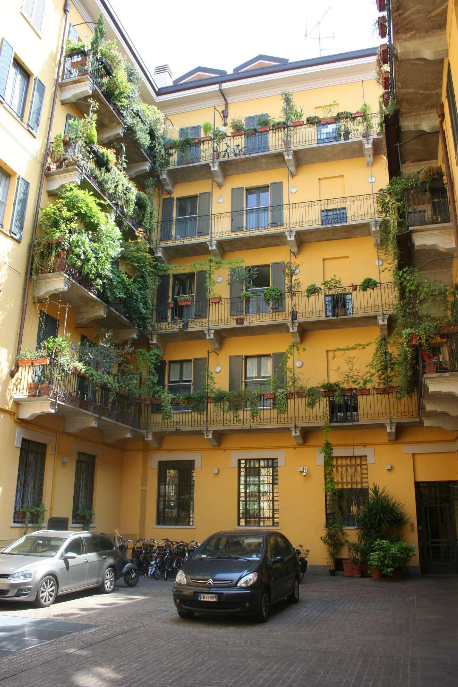 Bilocale Milano Via Paolo Sarpi 13