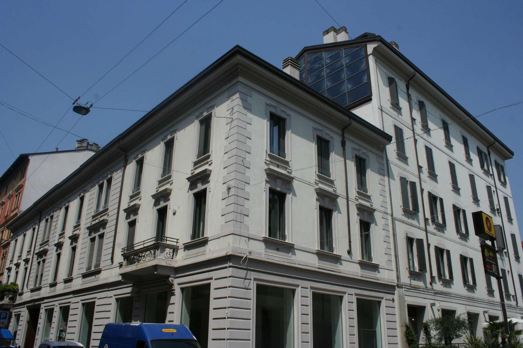 Bilocale Milano Via Paolo Sarpi 1