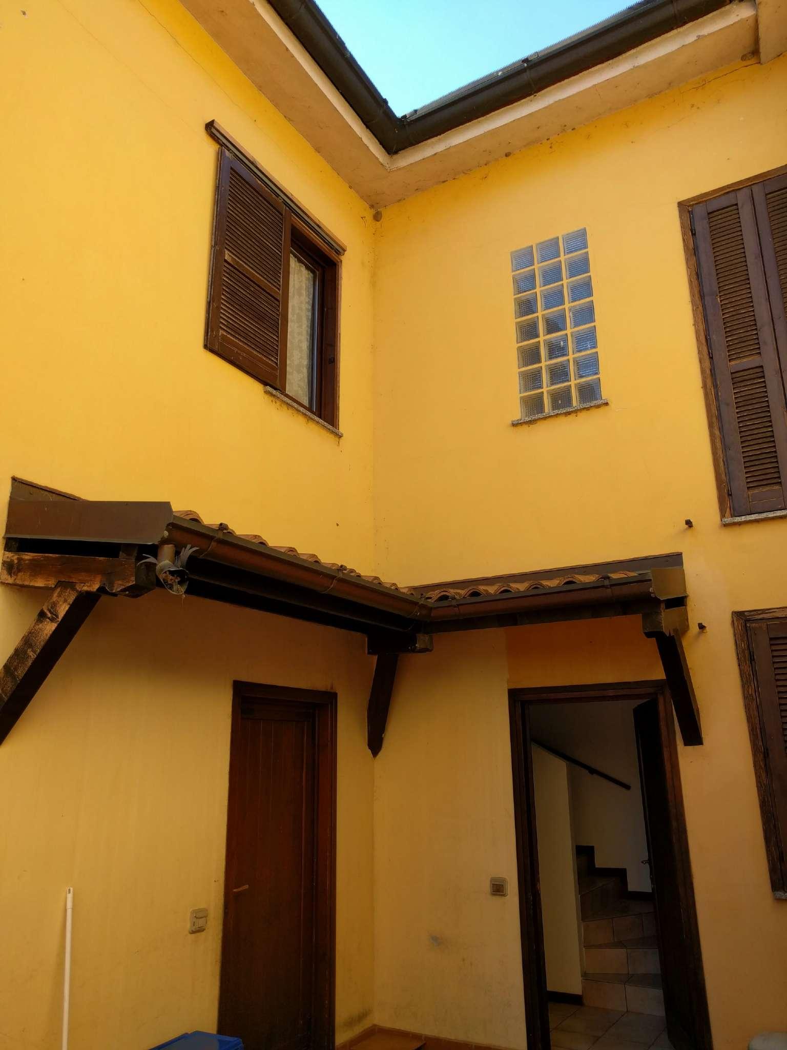Bilocale Bagnolo Cremasco Via Dante Alighieri 13