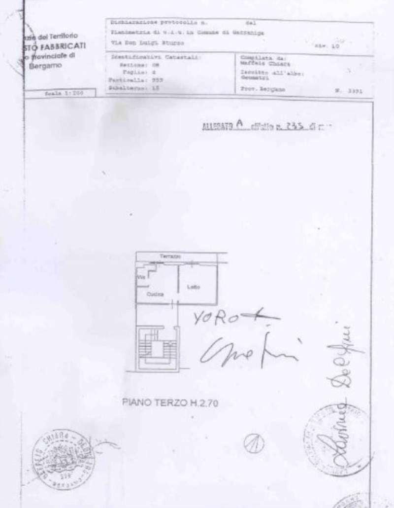 Vendita  bilocale Gazzaniga Via Don Sturzo 1 1081317