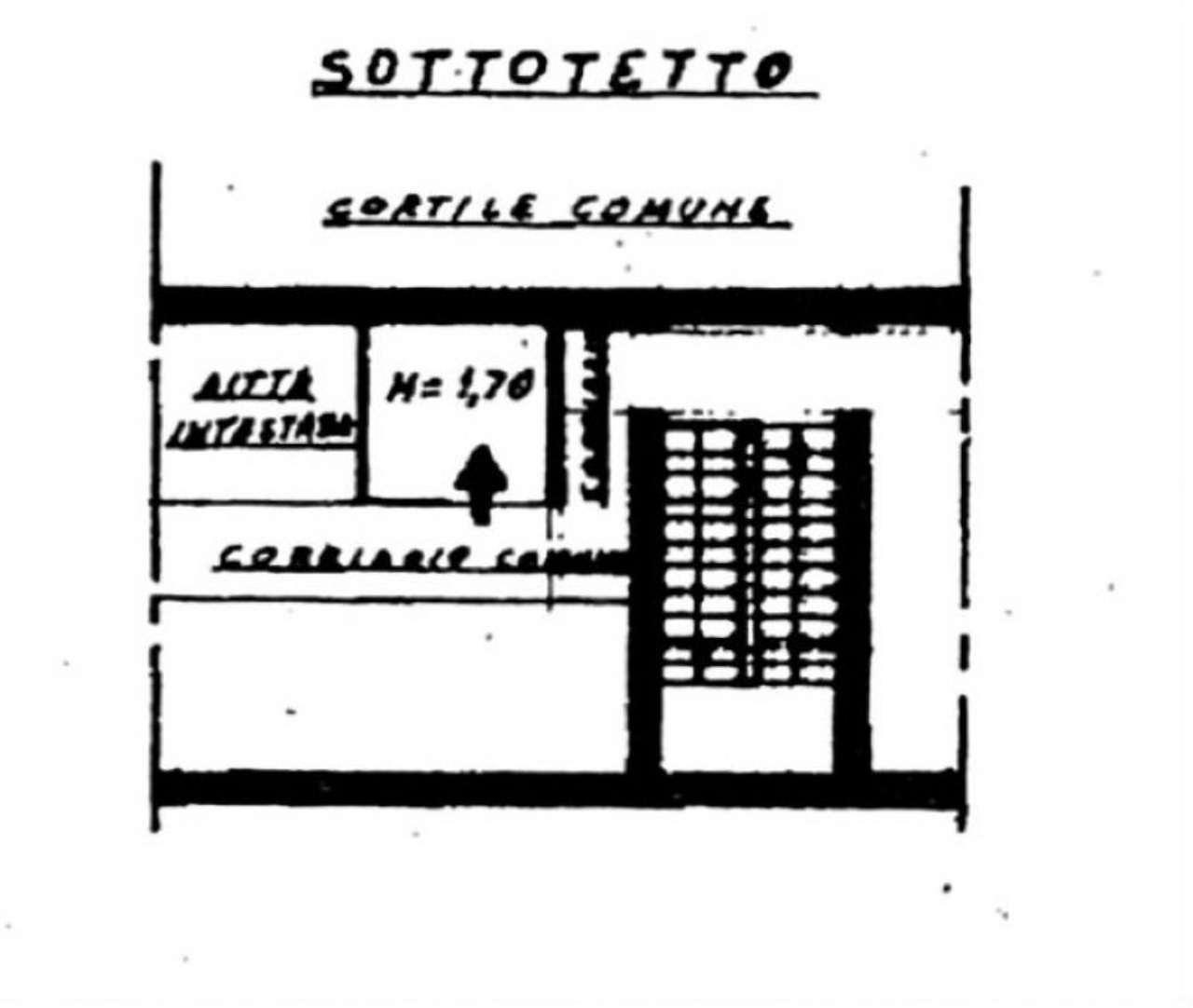 Vendita  bilocale Milano Via Carlo Imbonati 1 1079210