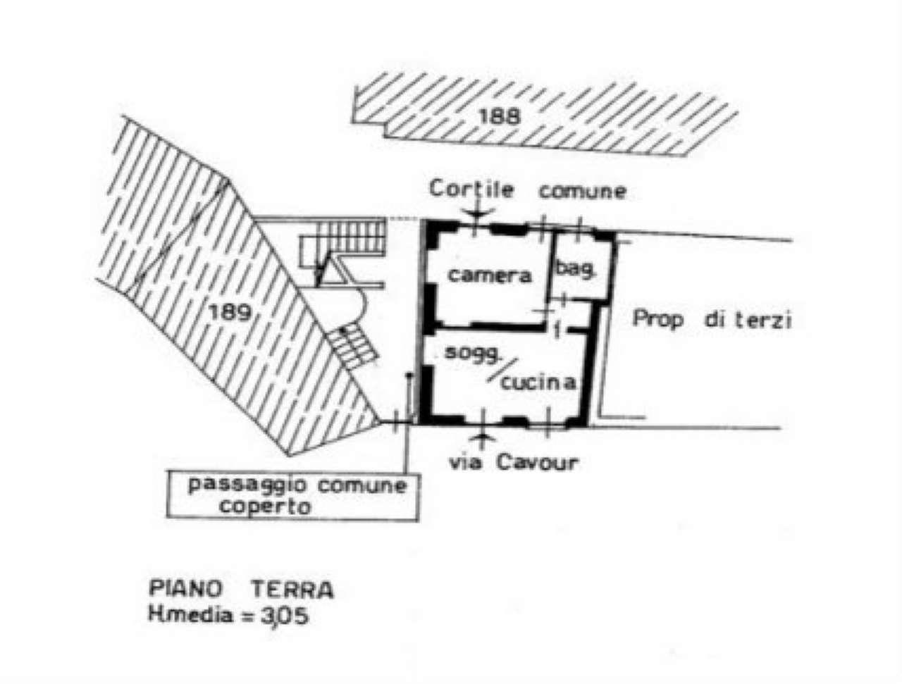 Vendita  bilocale Lentate sul Seveso Via Camillo Benso Conte Di Cavour 1 957279