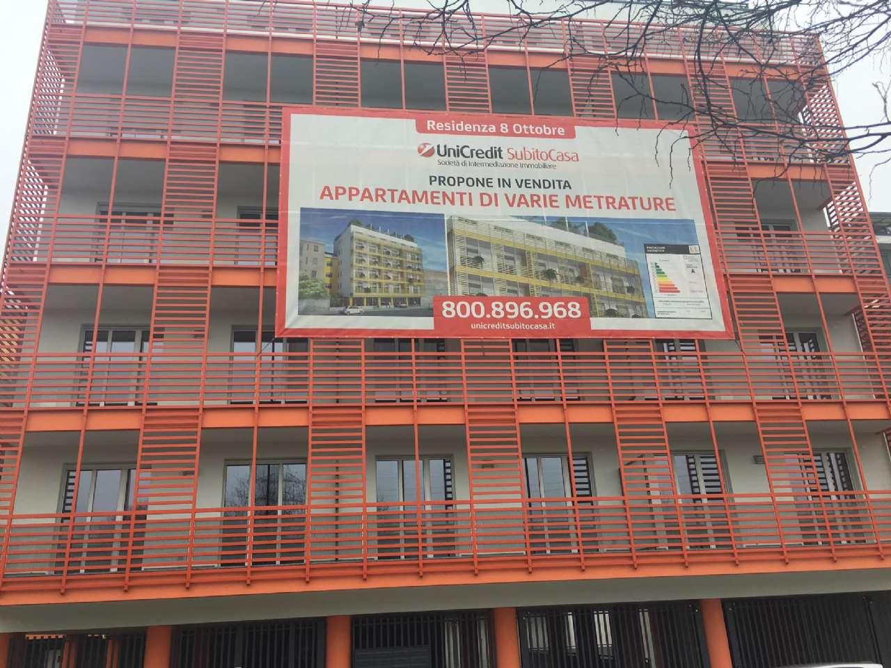 Bilocale Milano Via 8 Ottobre 10