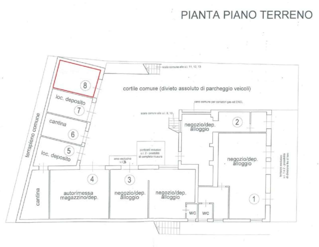 Vendita  bilocale Villar Perosa Via Nazionale 1 835552