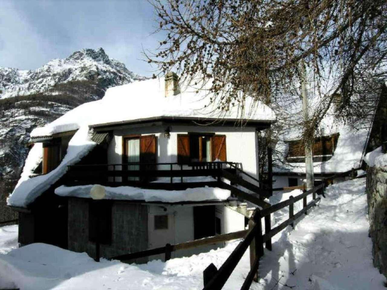 Bilocale Valtournenche Via Località Bringaz 1
