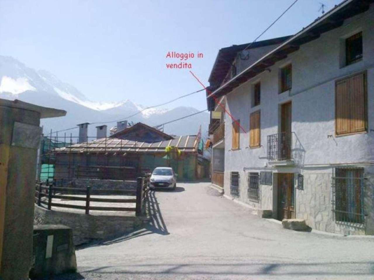 Bilocale Oulx Borgata Constans 6