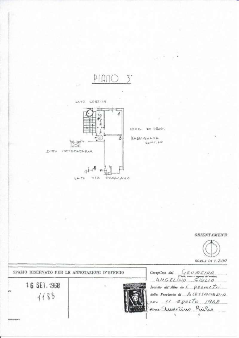 Vendita  bilocale Casale Monferrato Via Pagliano 1 954616