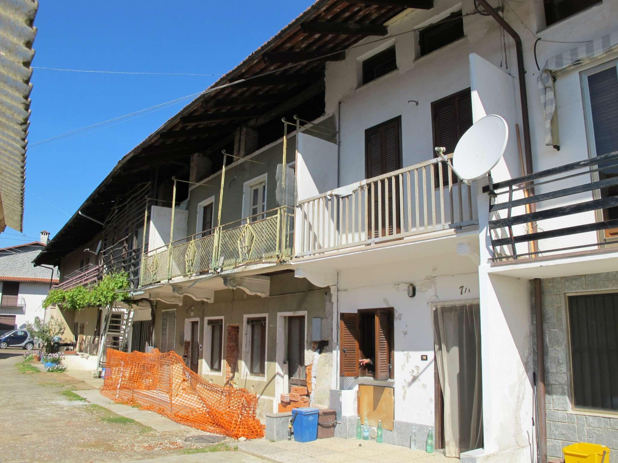 Bilocale Vauda Canavese Via Rocca 1
