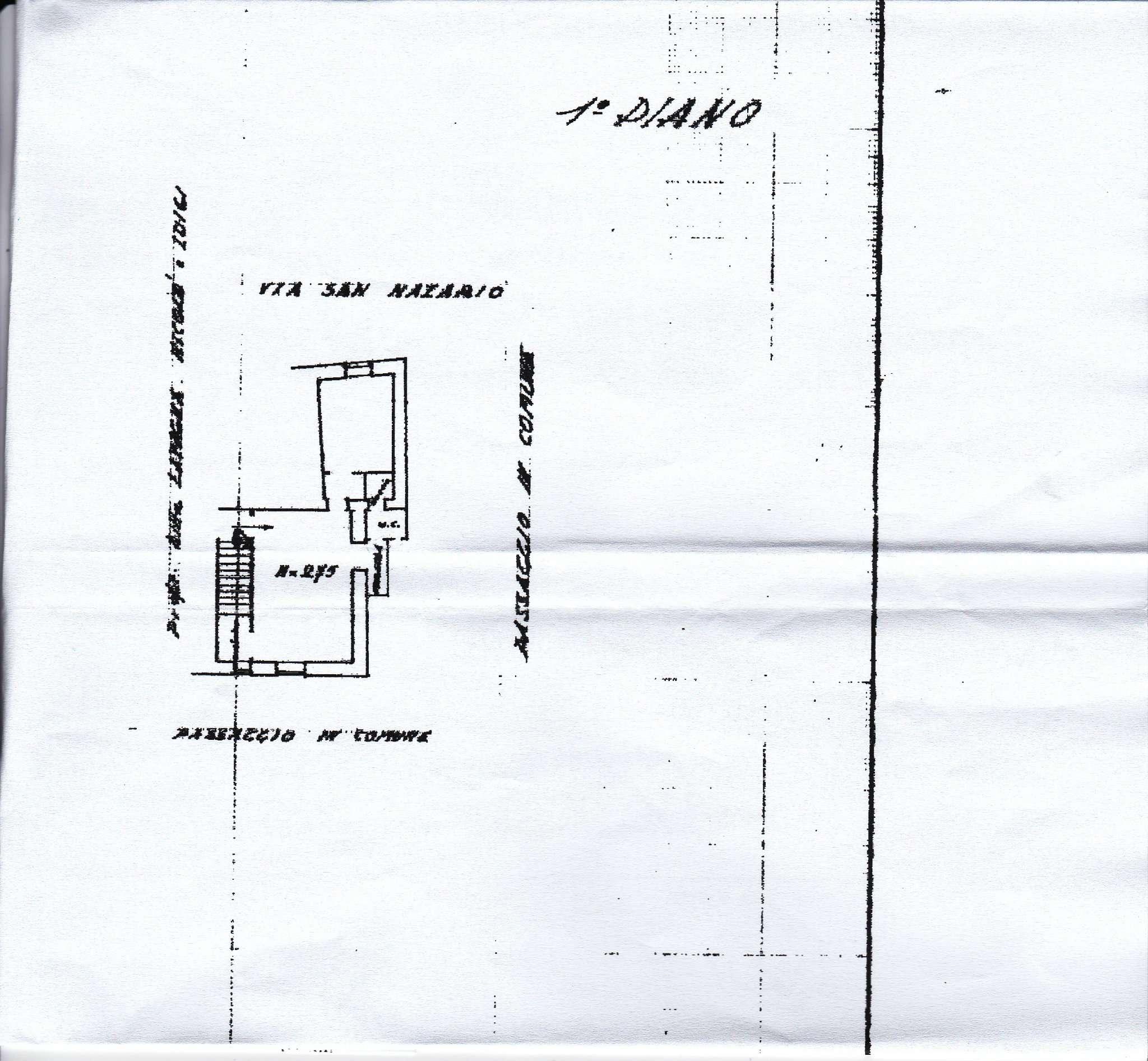 Vendita  bilocale Savona Via San Nazario 1 997426